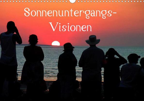 Sonnenuntergangs-Visionen